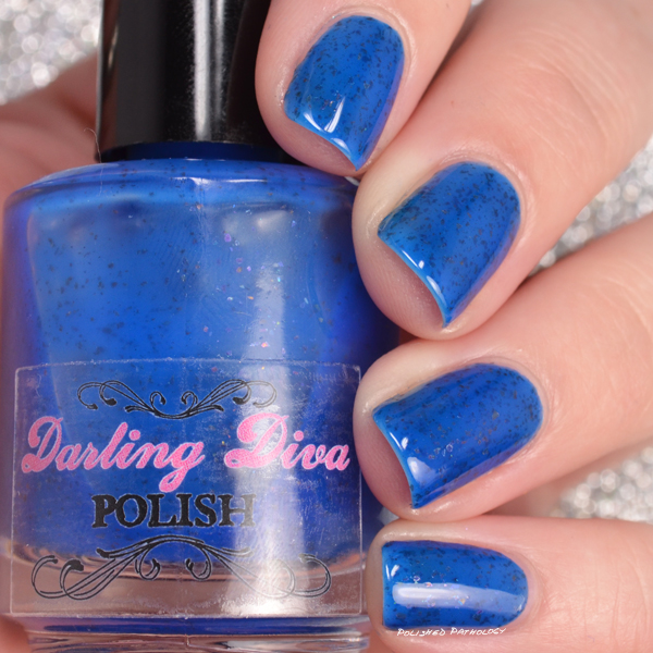 Darling Diva Polish Neopardy Collection Below Me