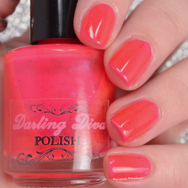 Darling Diva Polish Neopardy Collection Foreign Flicks