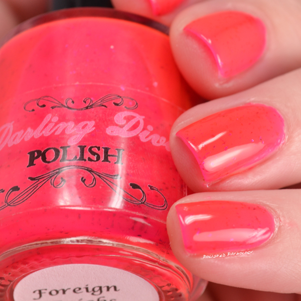 Darling Diva Polish Neopardy Collection Foreign Flicks side