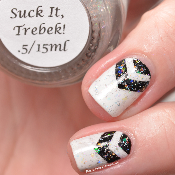 Darling Diva Polish Neopardy Collection Suck it Trebeck! name