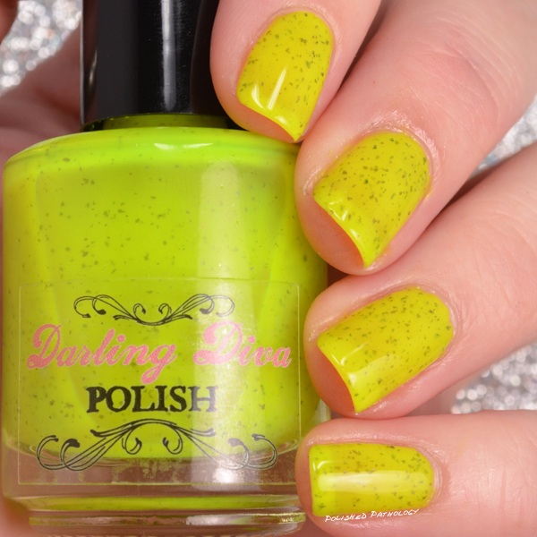 Darling Diva Polish Neopardy Collection Who Reads