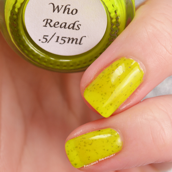 Darling Diva Polish Neopardy Collection Who Reads name