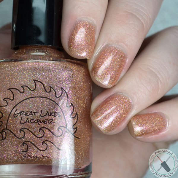 Great Lakes Lacquer Fools Gold