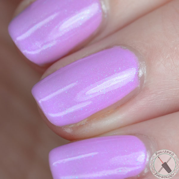 Great Lakes Lacquer Lilac Love