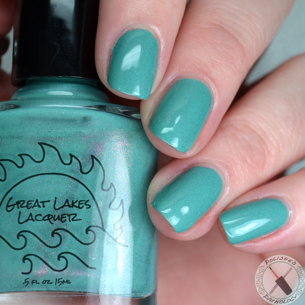 Great Lakes Lacquer The Ice is on Fire