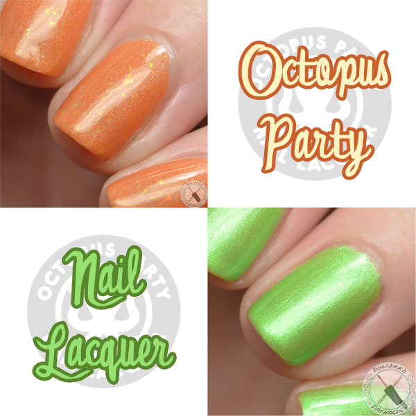 Octopus Party Nail Lacquer