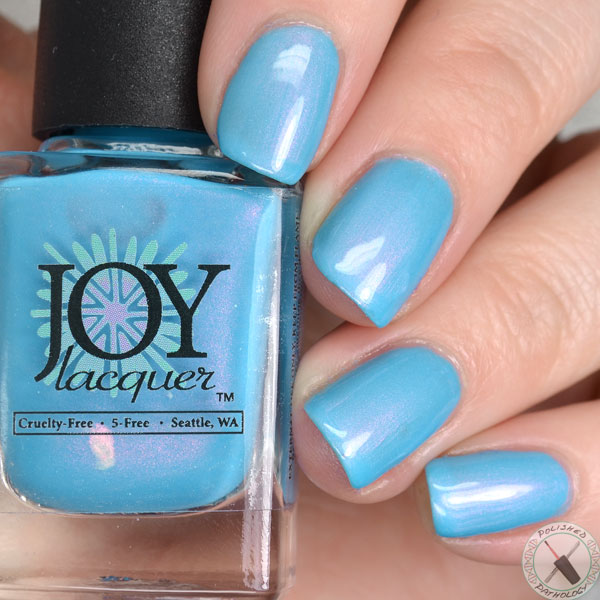 Joy Lacquer Alki Beach Staycation