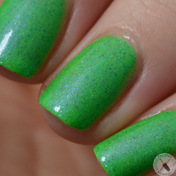 Joy Lacquer Freemont Bridge Troll