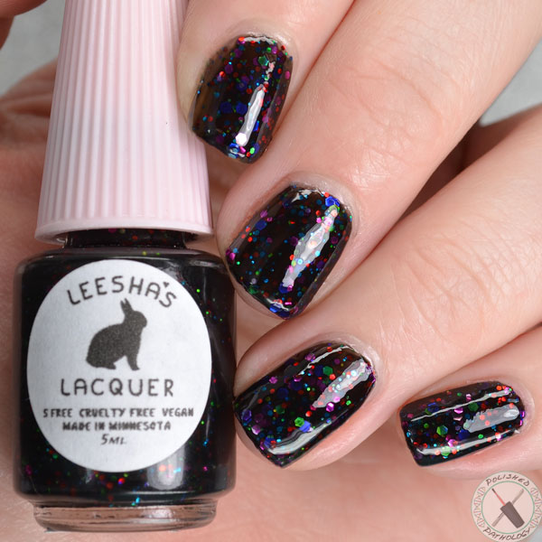 Leesha's Lacquer Jellies from Outer Space Extra Galactic