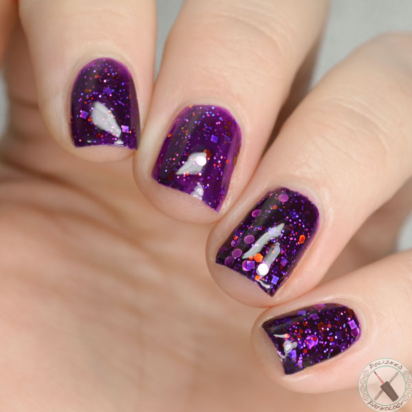 Leesha's Lacquer Jellies from Outer Space Planetary Nebula