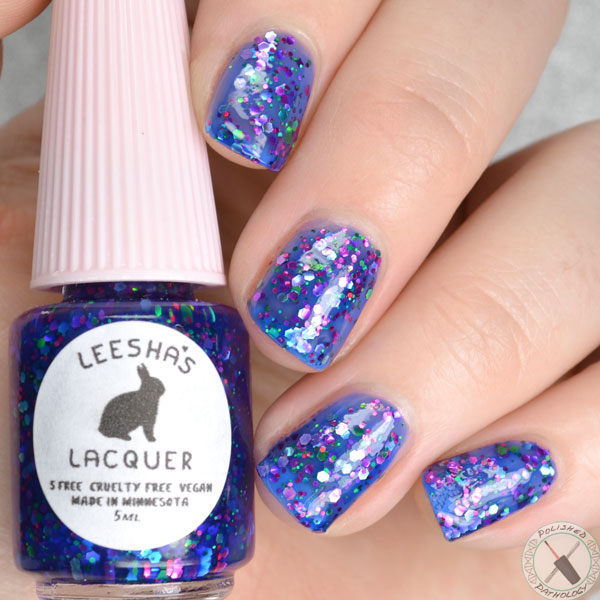 Leesha's Lacquer Jellies from Outer Space Supernova
