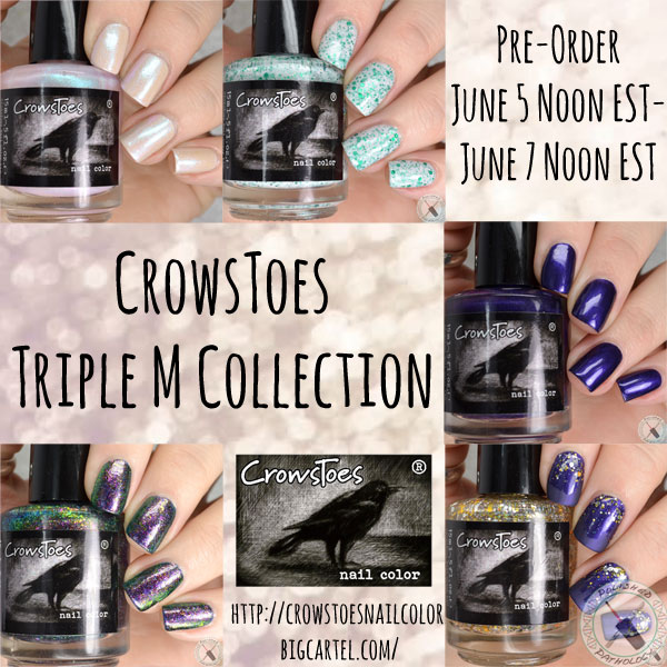 CrowsToes Triple M Collection