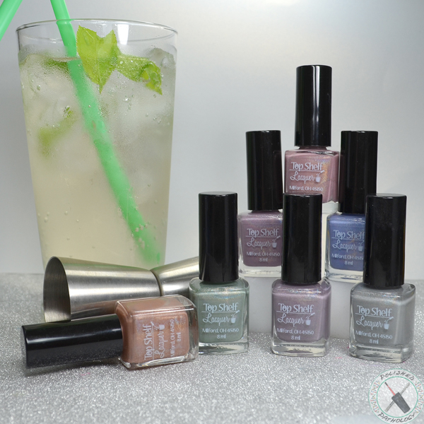 Top Shelf Lacquer Summer Spritzers Collection