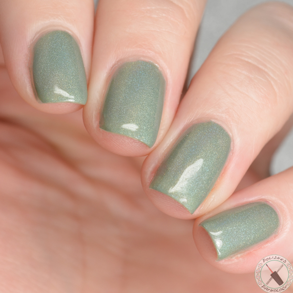 Mint Julep Spritzer Top Shelf Lacquer Summer Spritzers Collection