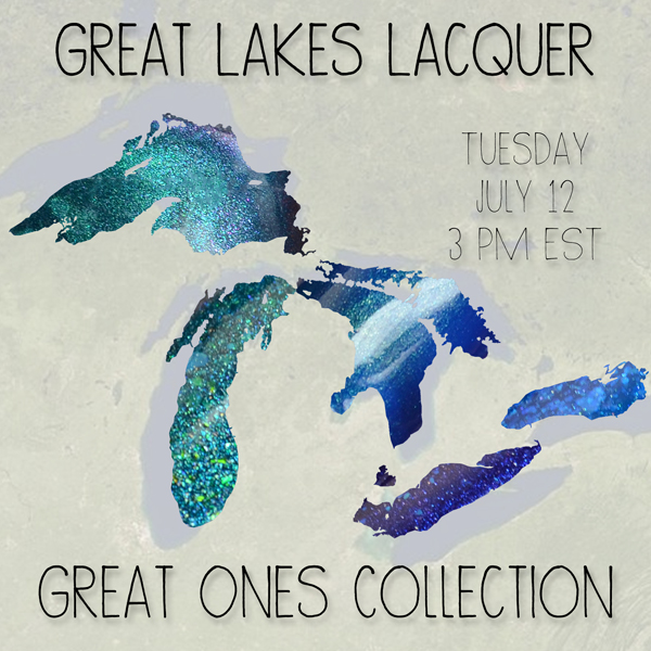 Great Lakes Lacquer Great Ones Collection