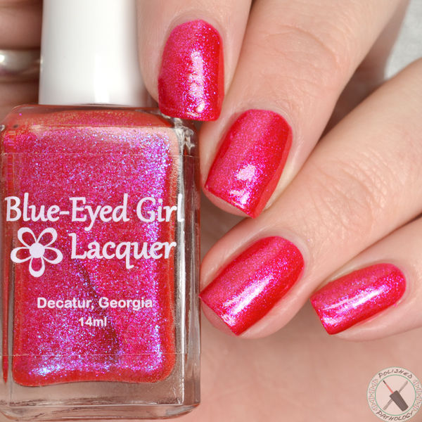 Blue Eyed Girl Lacquer Fan Favorites 2016 Blue Eyed Girl Lacquer Fire In Your Eyes