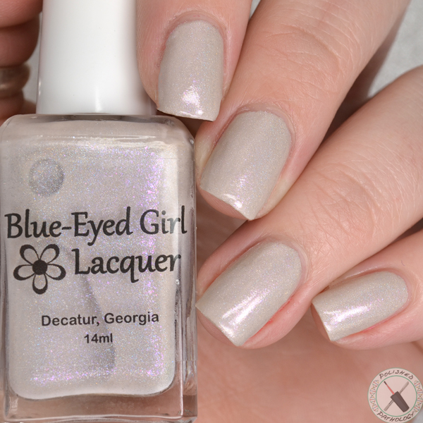 Blue Eyed Girl Lacquer Fan Favorites 2016 Blue Eyed Girl Lacquer Lilac Blondes On The Beach