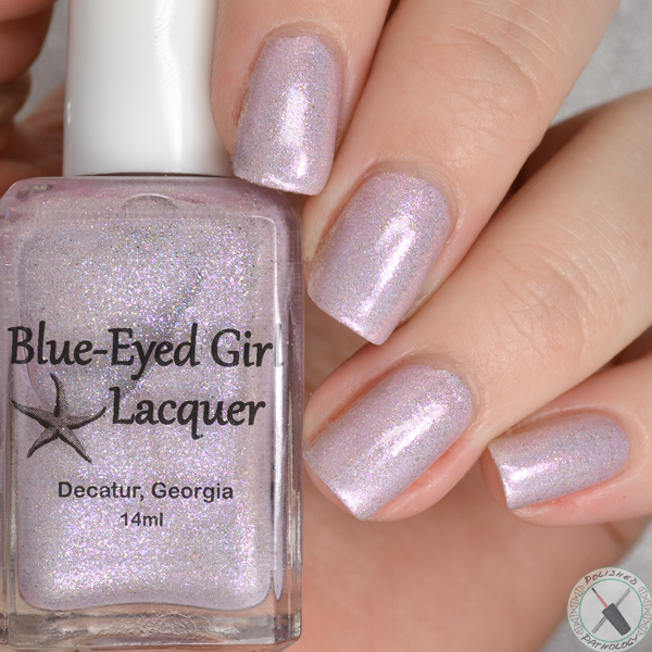 Blue Eyed Girl Lacquer Fan Favorites 2016 Blue Eyed Girl Lacquer Siren's Shore Haven
