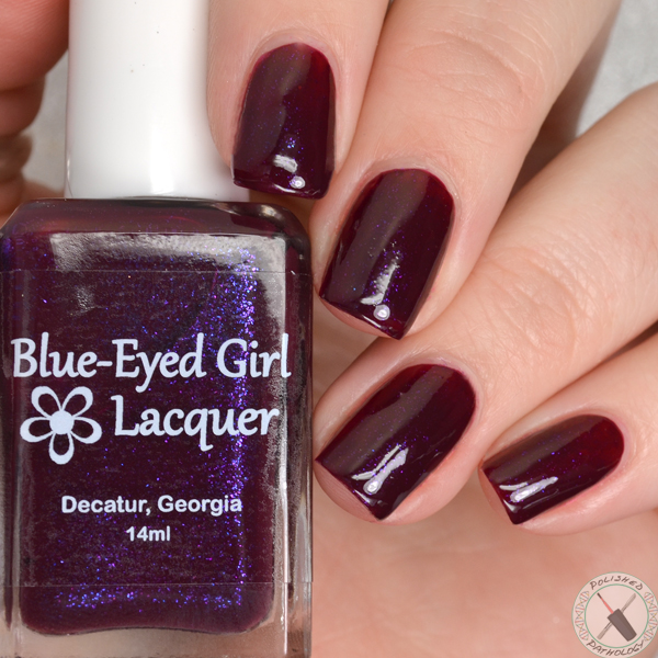 Blue Eyed Girl Lacquer Fan Favorites 2016 Blue Eyed Girl Lacquer The One Worth Leaving