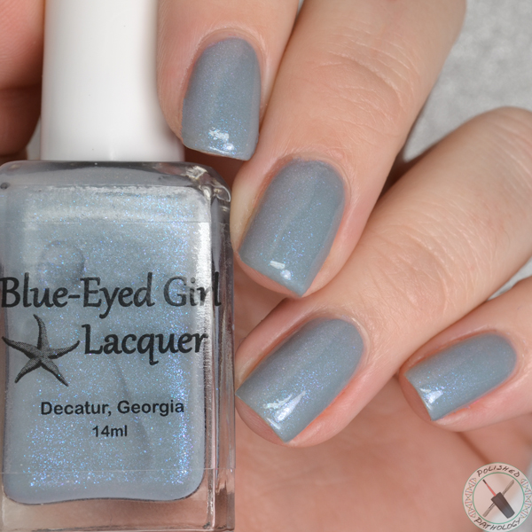 Blue Eyed Girl Lacquer Fan Favorites 2016 Blue Eyed Girl Lacquer Xoxo, Siren