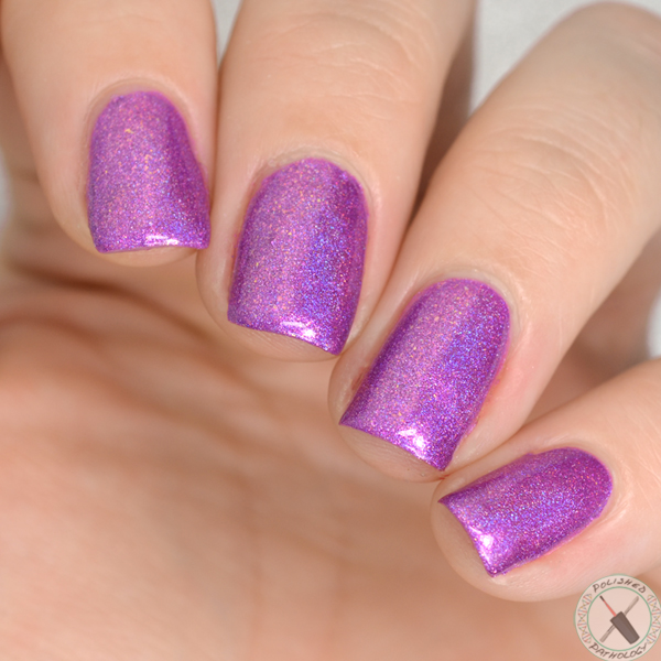 Girly Bits Cosmetics Hella Holo Customs Electra
