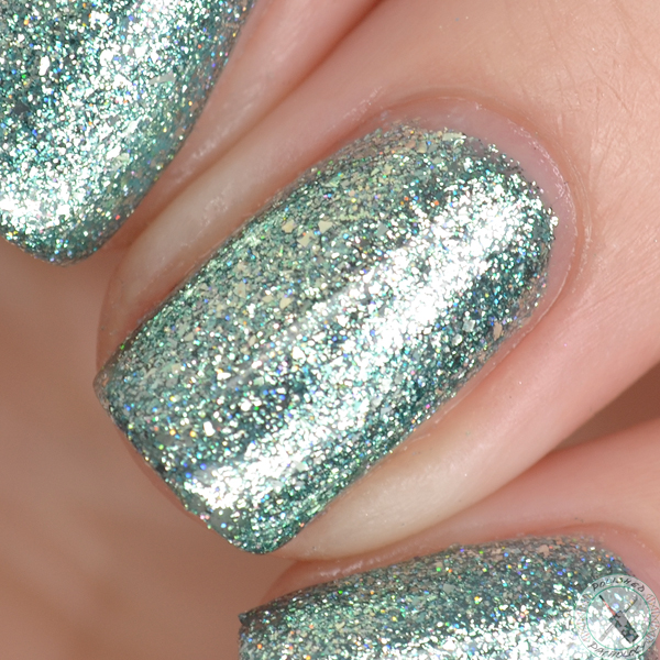 KBShimmer Flake Me Home Tonight