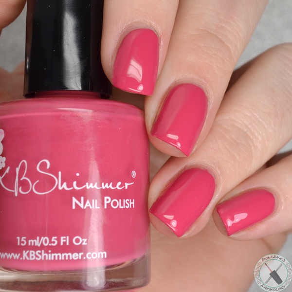 KBShimmer Grin and Gerbera It