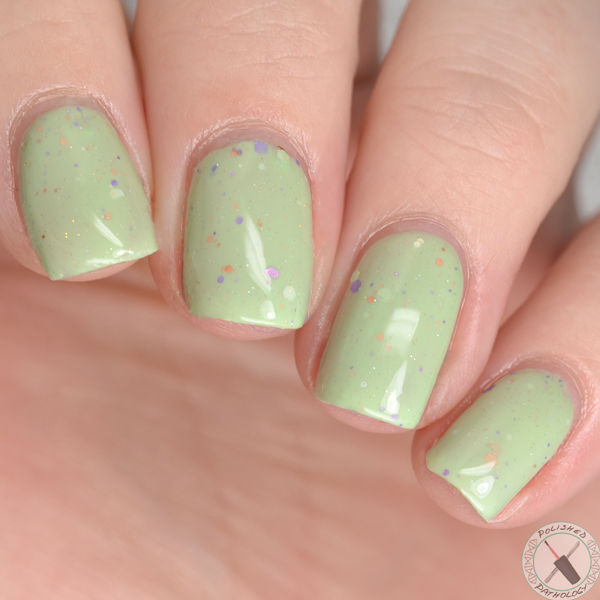KBShimmer Sage It Aint So