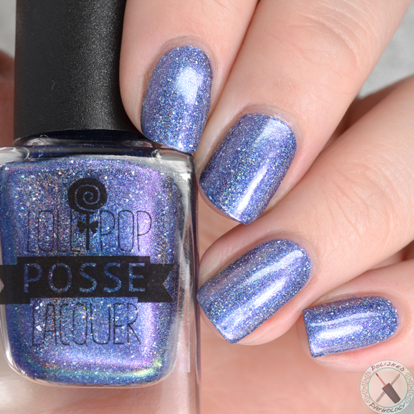 Lollipop Posse Lacquer I Felt You Like Electric Light
