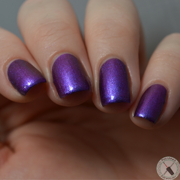 Lollipop Posse Lacquer The Get Fresh Flow