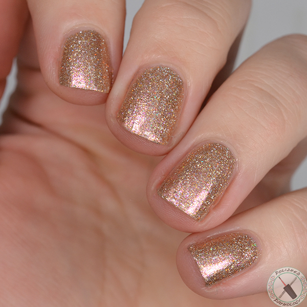 Polish Con Event Exclusive Darling Diva Polish Cassiopeia