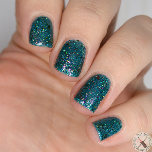 Polish Con Event Exclusive Darling Diva Polish Corona Borealis
