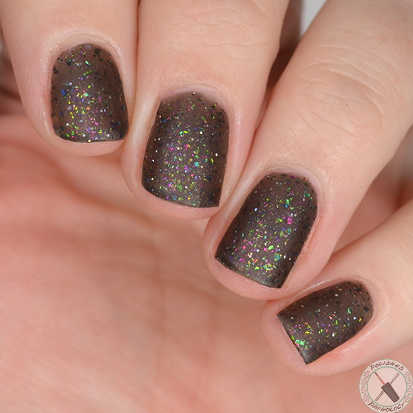 Polish Con Event Exclusive Darling Diva Polish Corvus