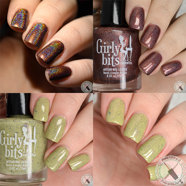 Girly Bits September COTM