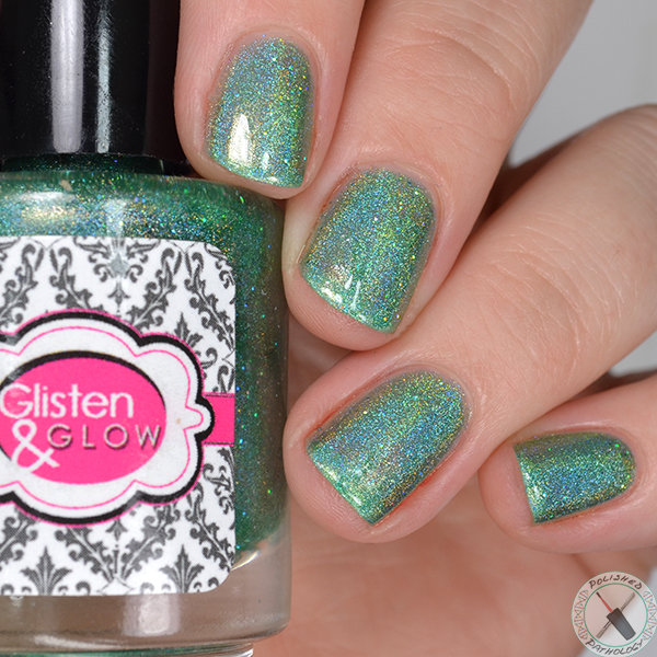 Polish Con Event Exclusive Glisten & Glow Manis @ Magnificent Mile