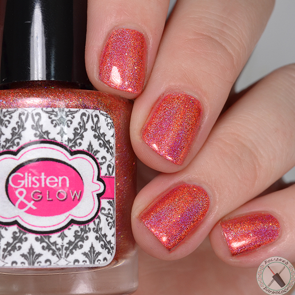Polish Con Event Exclusive Glisten & Glow Windy @ Willis