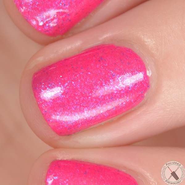 Indies Outside the Box Lollipop Posse Lacquer Meet me In Outer Space