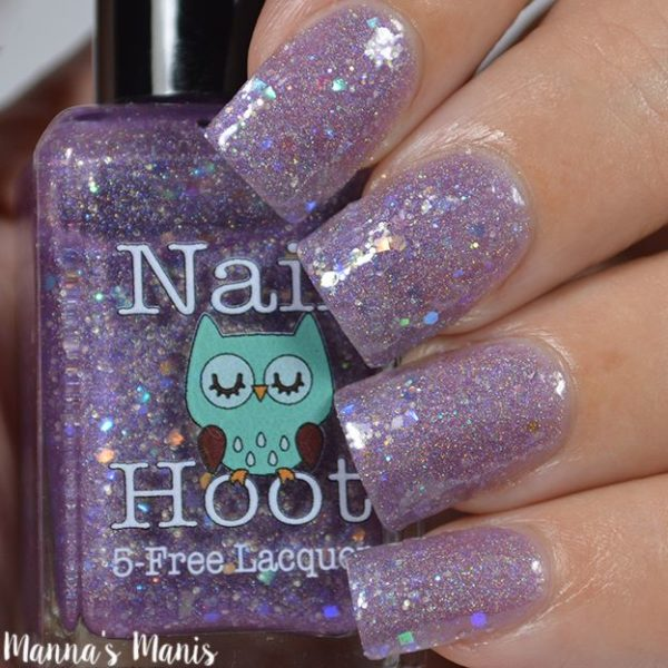 Polish Con Event Exclusive Nail Hoot Polish Con