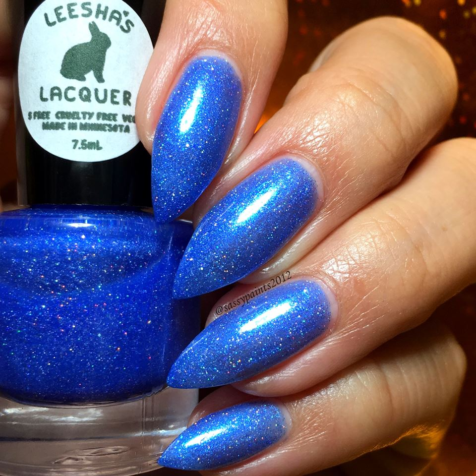 Polish Con Event Exclusive Leesha's Lacquer Polish Lovers Unite