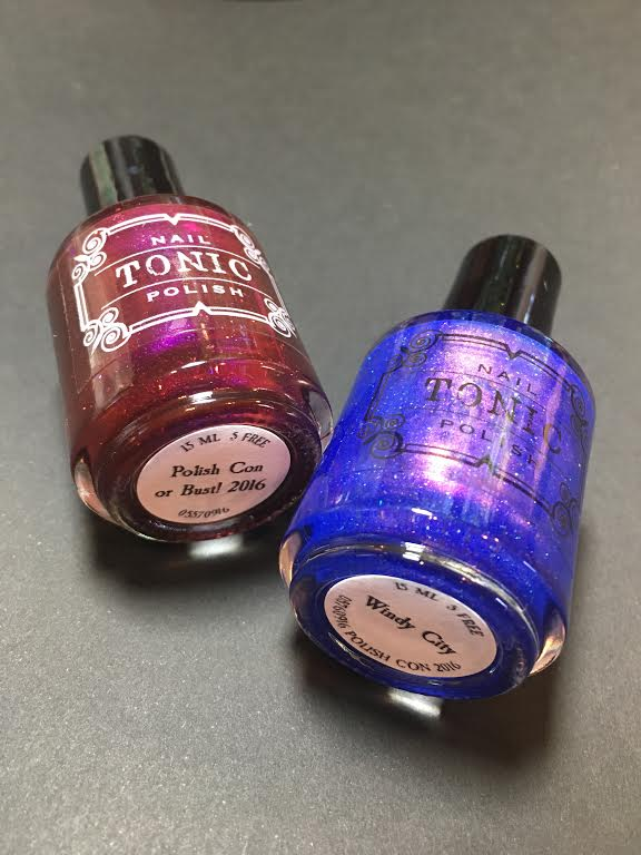Polish Con Event Exclusive Tonic Polish