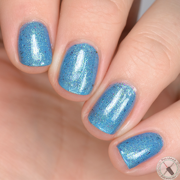 Polish Con Event Exclusive Top Shelf Lacquer Jack Frost Cocktail