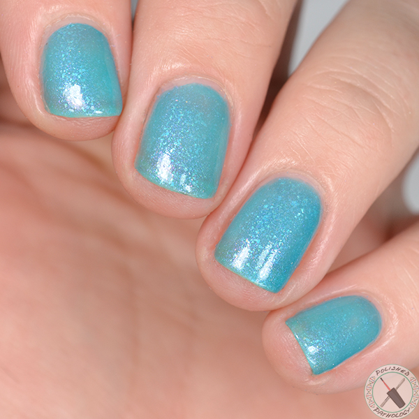 Indies Outside the Box Top Shelf Lacquer Mermaid Water Cocktail