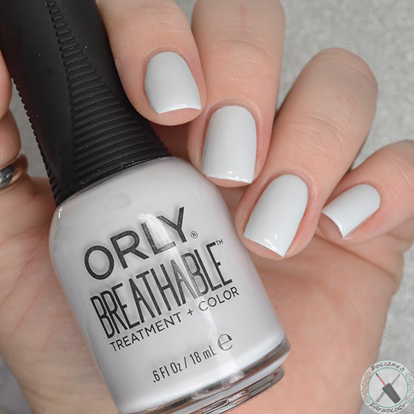 Orly Breathable Power Packed, Free Shipping at Nail Polish Canada