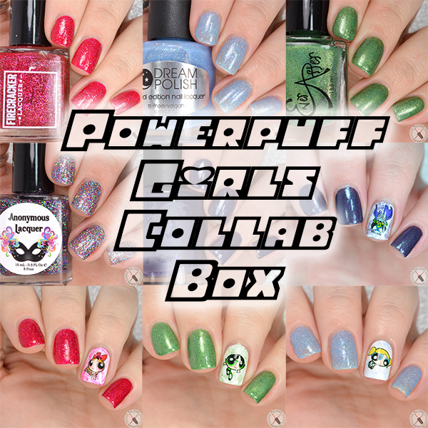 Powerpuff Collaboration Box