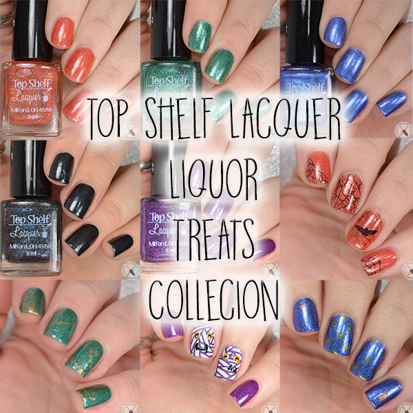Top Shelf Lacquer Liquor Treats