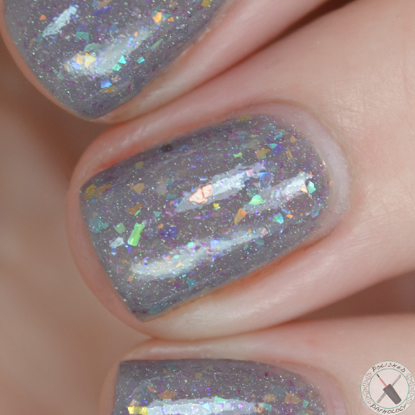 Great Lakes Lacquer December 2016 LE Rainbow Right Here and Now
