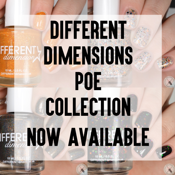 Different Dimension Poe Collection