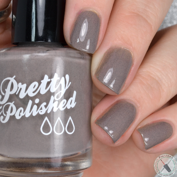 Pretty & Polished Winter 2016 I Need A Taupe-ical Vacation