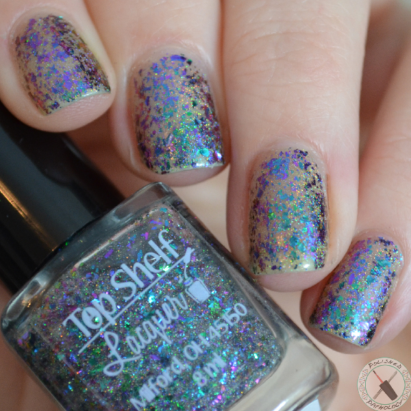 Top Shelf Lacquer Holiday Flake Out Snowball Cocktail