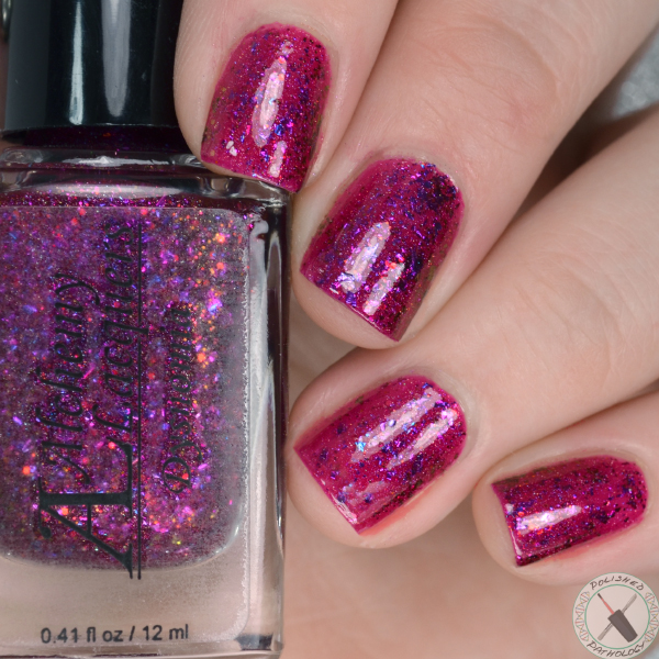 Alchemy Lacquers Valentines Day Collection Dysnomia